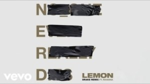 Video: N.E.R.D. Ft. Drake – Lemon (Remix)